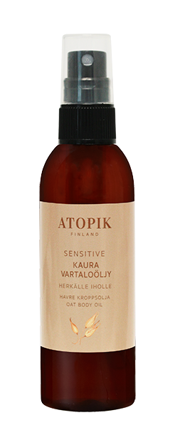 Atopik Sensitive Oat Body Oil