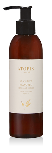 Atopik Sensitive Kasvovesi